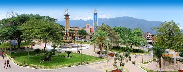 Remodelación del Parque Central de Catamayo