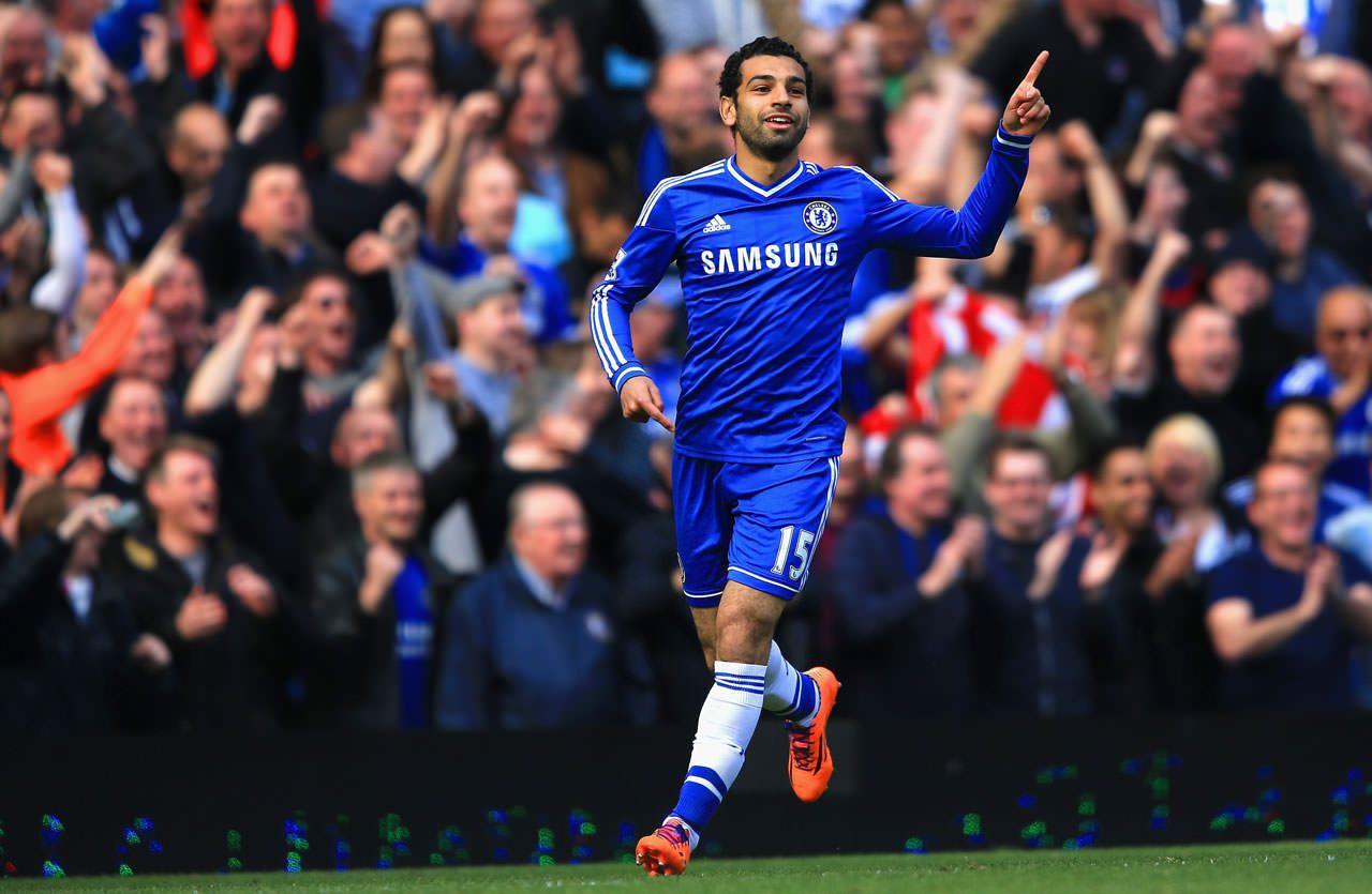 Mohamed Salah Chelsea Fc Wallpaper Revista Virtual De