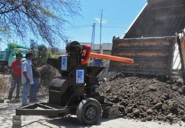 Ladrilleras de Catamayo en proceso de tecnificación