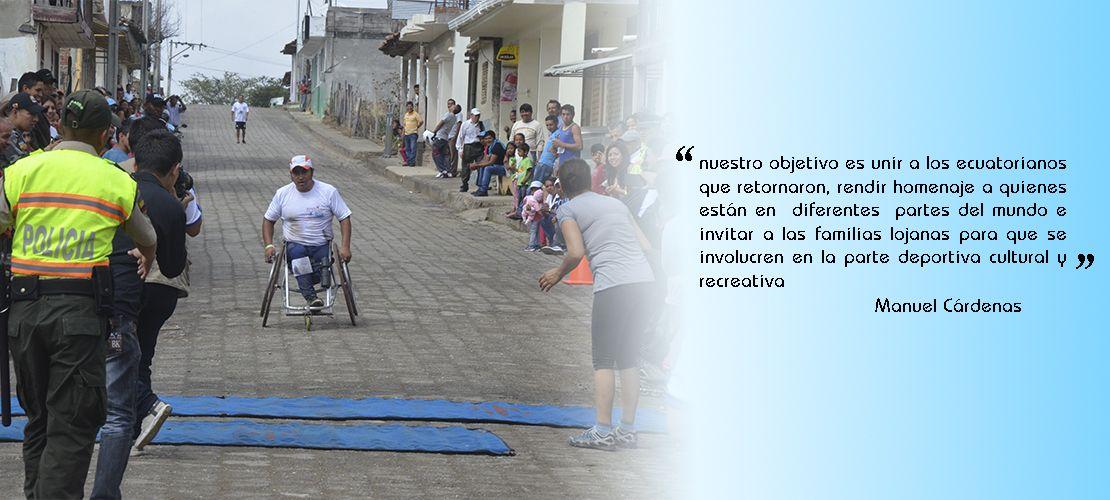 XII edición Ciclismo de montaña intervalles Loja – Catamayo.