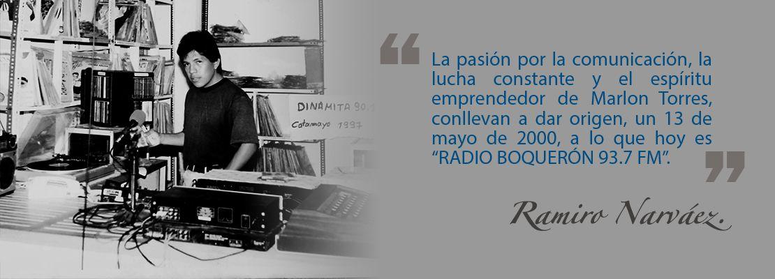 La radio es mi pasión ¿Cuál es la tuya…?