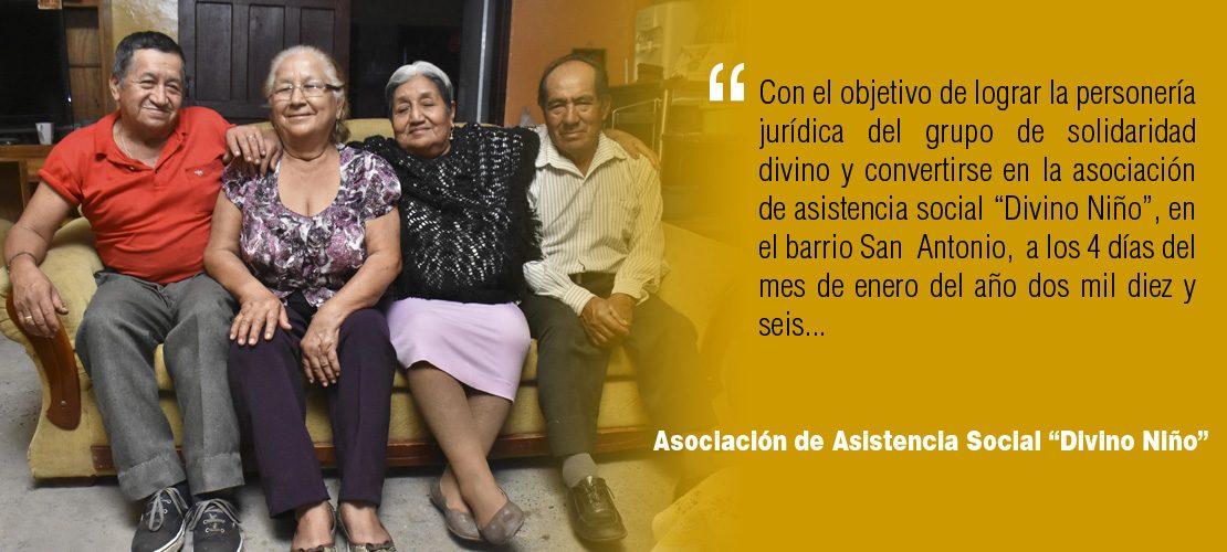 """Asociación de Asistencia Social """"Divino Niño"""""""