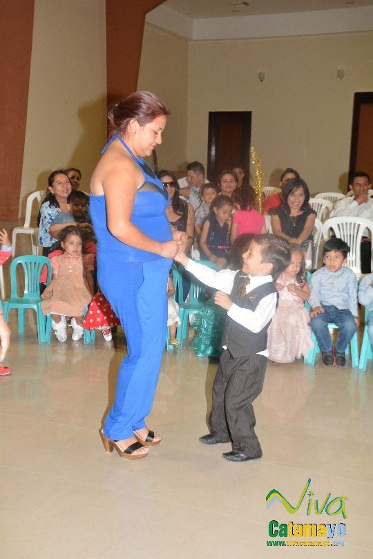 Centro Educativo Pettirosso celebra la Navidad (1)