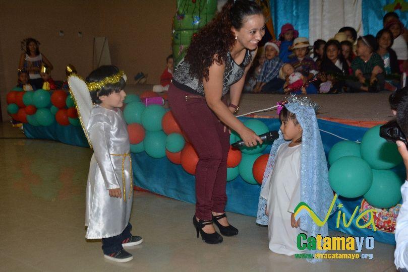 Centro Educativo Pettirosso celebra la Navidad (15)