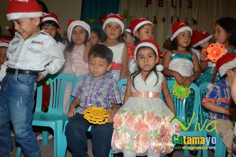 Centro Educativo Pettirosso celebra la Navidad (2)