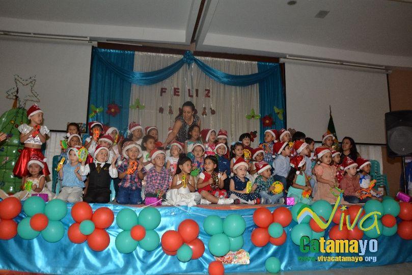 Centro Educativo Pettirosso celebra la Navidad (4)