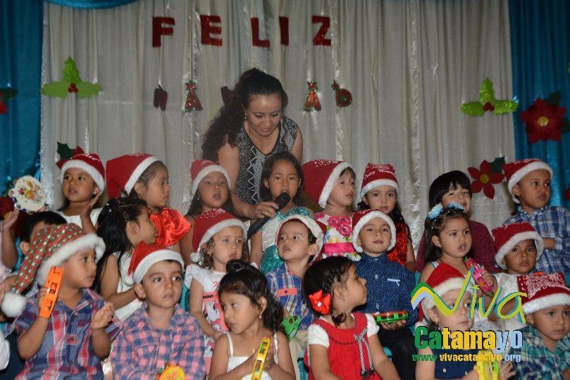 Centro Educativo Pettirosso celebra la Navidad (5)
