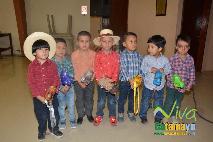 Centro Educativo Pettirosso celebra la Navidad (9)