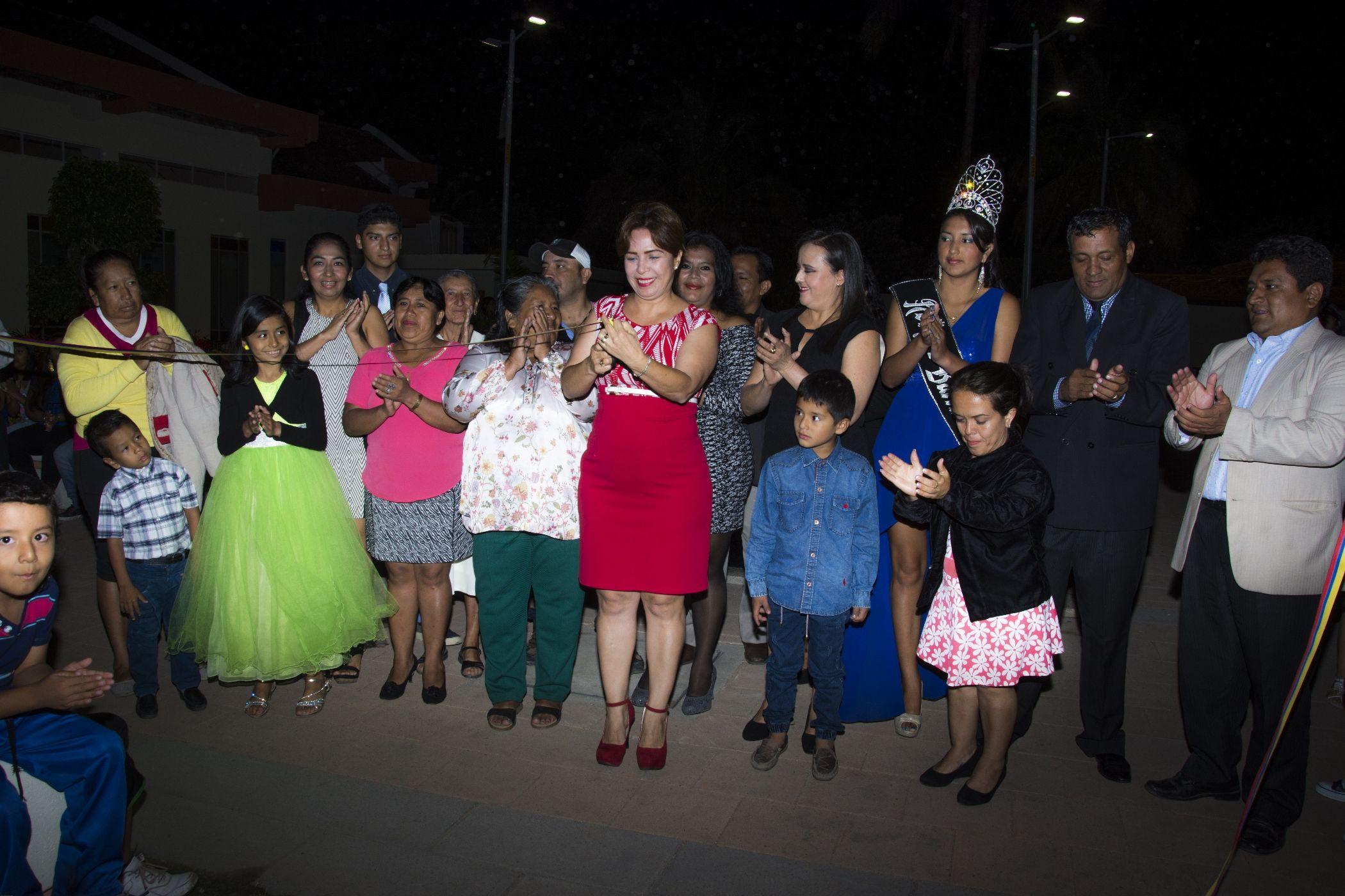 Primera etapa del parque en el Barrio La Vega (2)