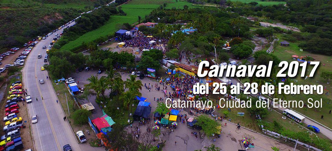 Carnavales 2017 en la ciudad del Eterno Sol