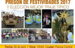 Fiestas de Catamayo inician con pregón