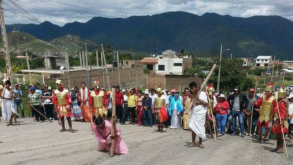 FotoReportaje: Vía Crusis San José