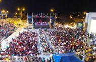 XXI Festival de música folclórica la Caña de Oro