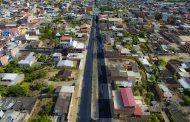 Los ciudadanos de la Av. Catamayo, hoy en día disfrutan de sus calles asfaltadas