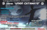 Torneo de Fútbol Copa Unión Catamayo 2017
