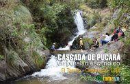 La Cascada de Pucará, un paraíso escondido