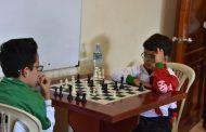 Tres rondas se disputaron en Ajedrez