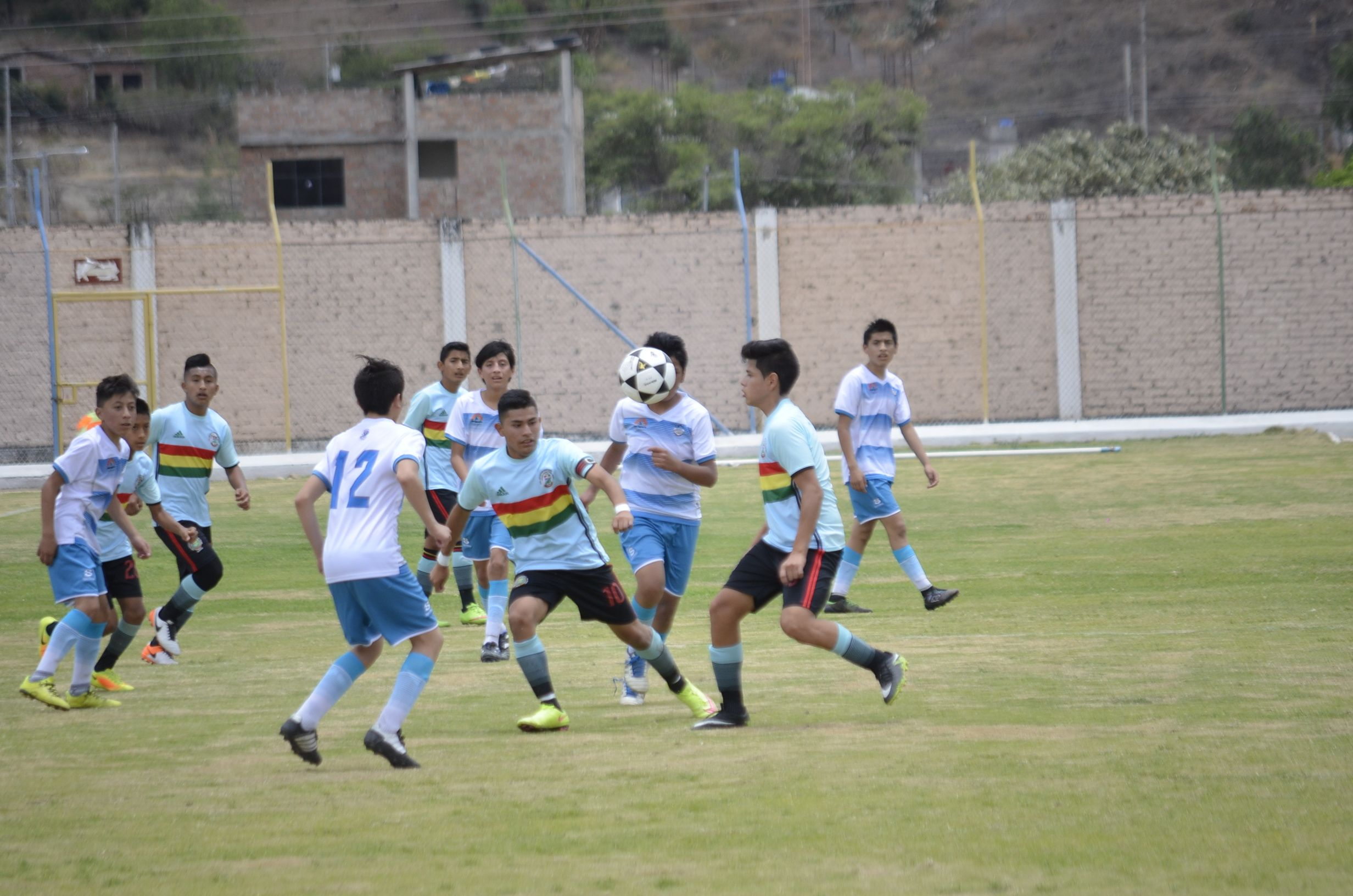 Grandes cotejos se vivieron en el inicio del fútbol provincial