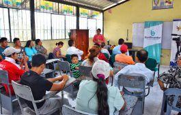 Primera asamblea productiva se desarrolló en la parroquia el Tambo