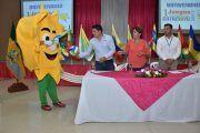 Lanzamiento oficial de los primeros juegos provinciales Catamayo 2017