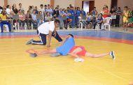 Catamayo ganador absoluto en Lucha Olímpica