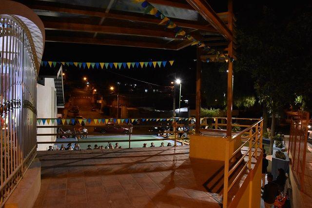 El parque del sector Nueva Esperanza, tiene nuevo rostro