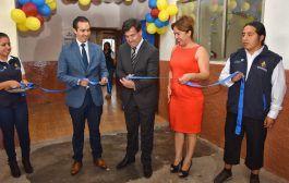 En Catamayo se inauguró un nuevo infocentro comunitario