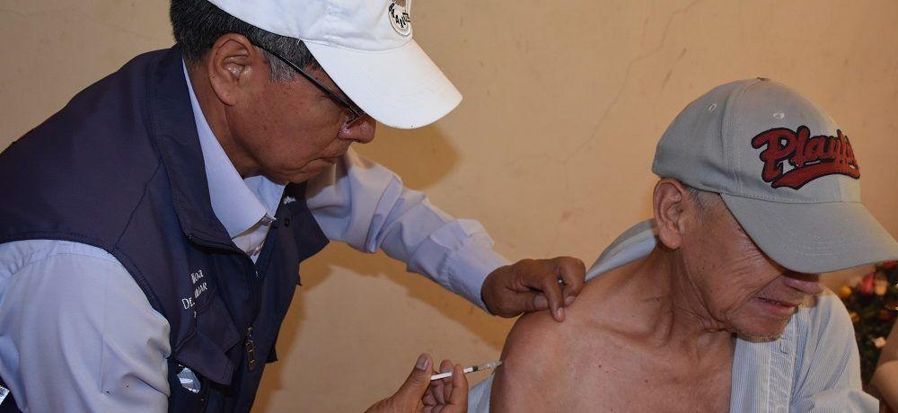 Protegen contra la influenza en varios cantones