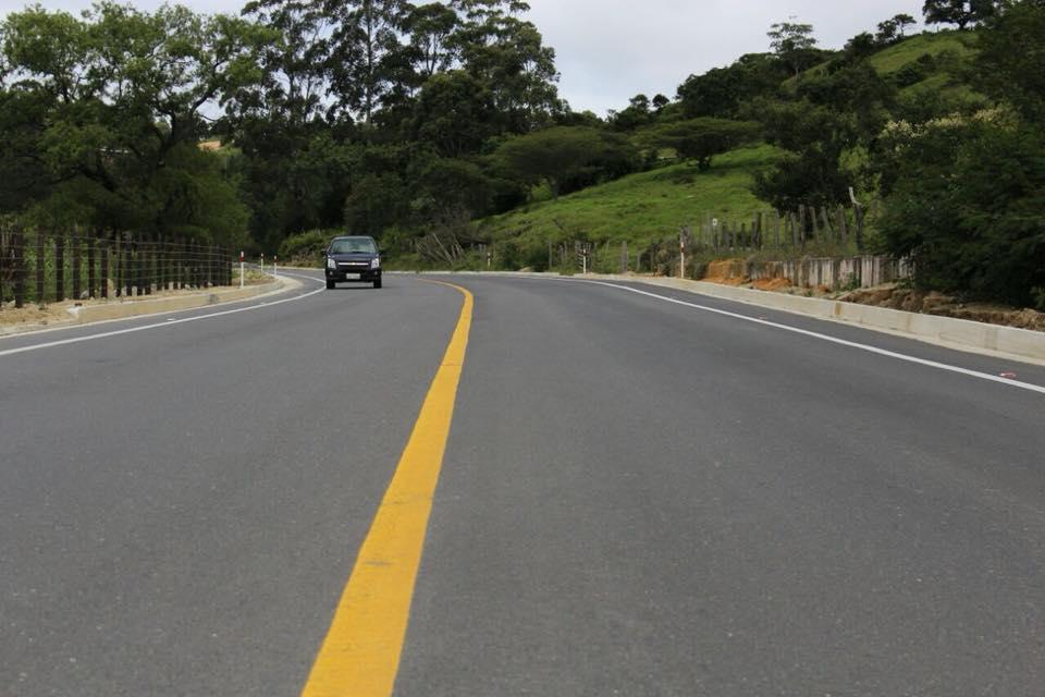 Se inauguró la vía Catamayo – Gonzanamá – Cariamanga – Sozoranga – Macará