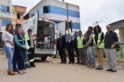 Ambulancia anclada al ECU 911 asistirá emergencias en Chaguarpamba