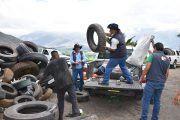 Eliminan criaderos de zancudos en barrios de Catamayo