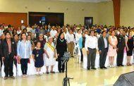 Alcaldía de Catamayo rindió cuenta a sus mandantes del año fiscal 2017