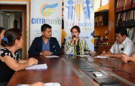 """Lanzamiento del programa de formación en Liderazgo y valores, denominado """"Agentes de cambio"""""""