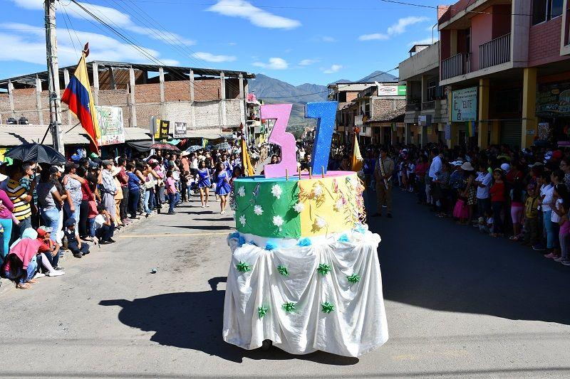 Catamayo, celebró 37 años de vida política