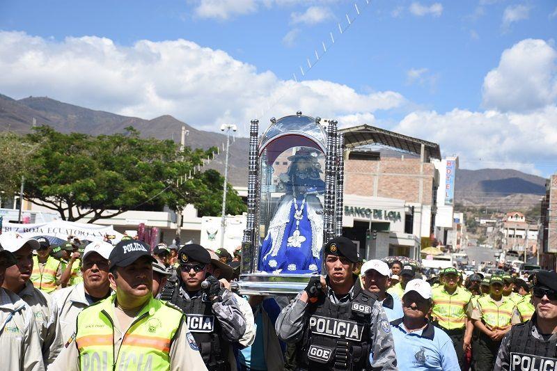 Fiestas de la  Virgen de El Cisne 2018