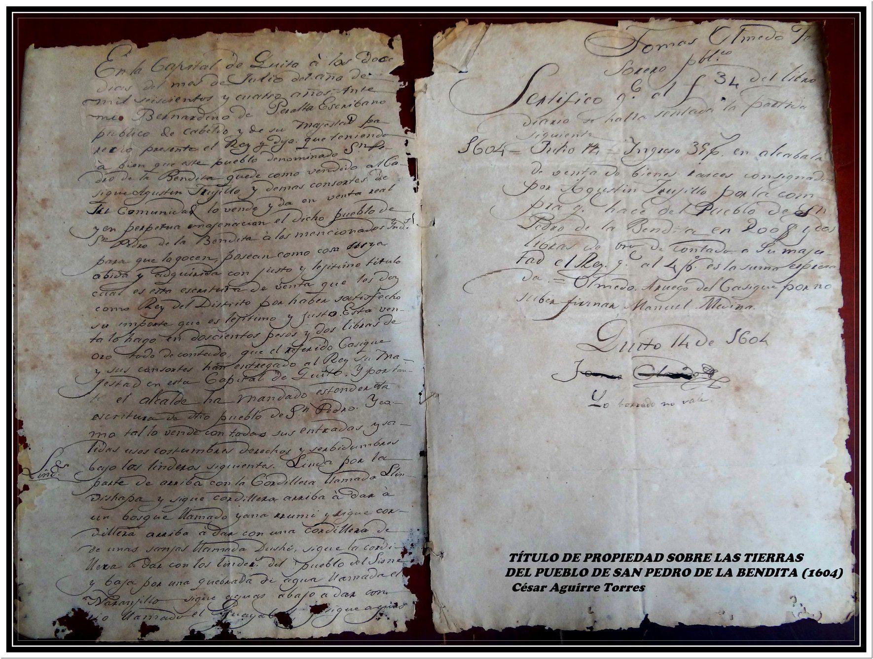 Rescatando un pasado olvidado: San Pedro de la Bendita