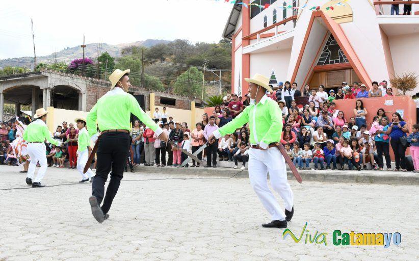 Viva El Tambo en sus 61 años de vida parroquial