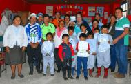 En Catamayo, 5191 estudiantes recibieron su kit de útiles escolares