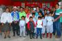 Mingas comunitarias en Catamayo