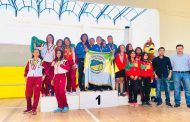 Juegos Intercantonales Quilanga  2018 inició con el atletismo y baloncesto