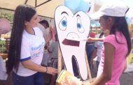 Feria de salud odontológica se cumplió en Catamayo