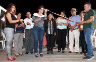 Inauguración de 840.49 metros de red matriz de Alcantarillado Sanitario y acometidas domiciliarias en la parroquia urbana San José