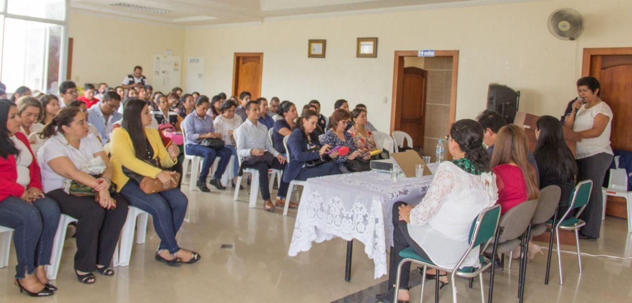 Foro por el Día Mundial de la Lepra se desarrolló en Catamayo