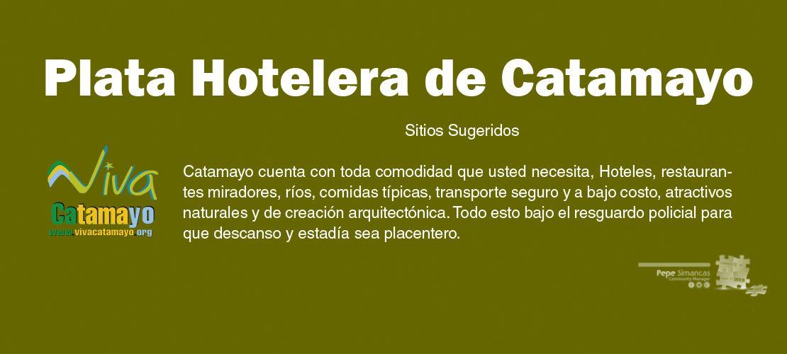 Planta Hotelera en Catamayo