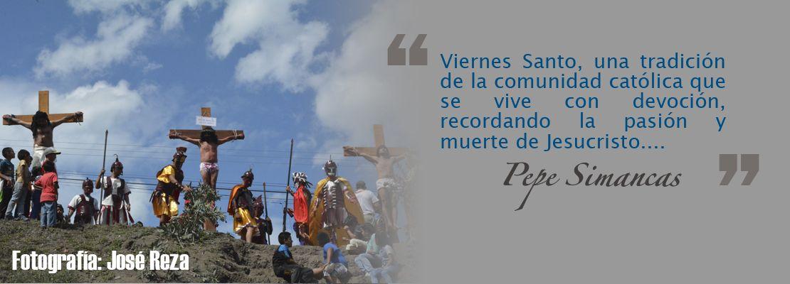 Viernes Santo en Catamayo