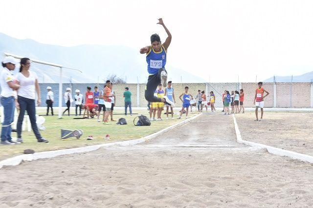 Resultados Primera y segunda jornada. I Juegos Provinciales Catamayo 2017