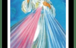 Festividades en honor al señor de la Divina Misericordia