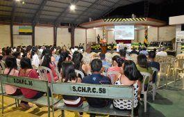 Clausura de la semana de educación vial en Catamayo