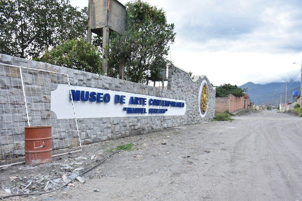 """Museo de arte contemporáneo """"Manuel Serrano Granda"""" y otros bienes serán donados a Catamayo"""