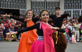 Alegría, tradición, color y cultura se vivió en el pregón de fiestas de los 37 años de vida política de Catamayo